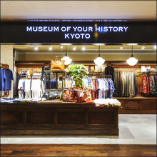 MUSEUM OF YOUR HISTORY 丸の内店ブログ